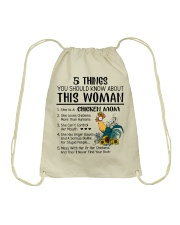 5 Things You Should Know About Chicken Mom Drawstring Bag thumbnail