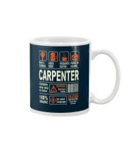 Carpenter Cut It Twice And It's Still Too Short Mug thumbnail
