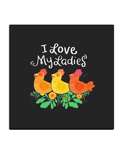 Chicken I Love My Ladies