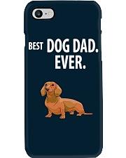 Dachshund Best Dachshund Dad Ever Phone Case thumbnail