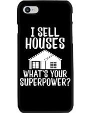 Realtor I Sell Houses Phone Case thumbnail