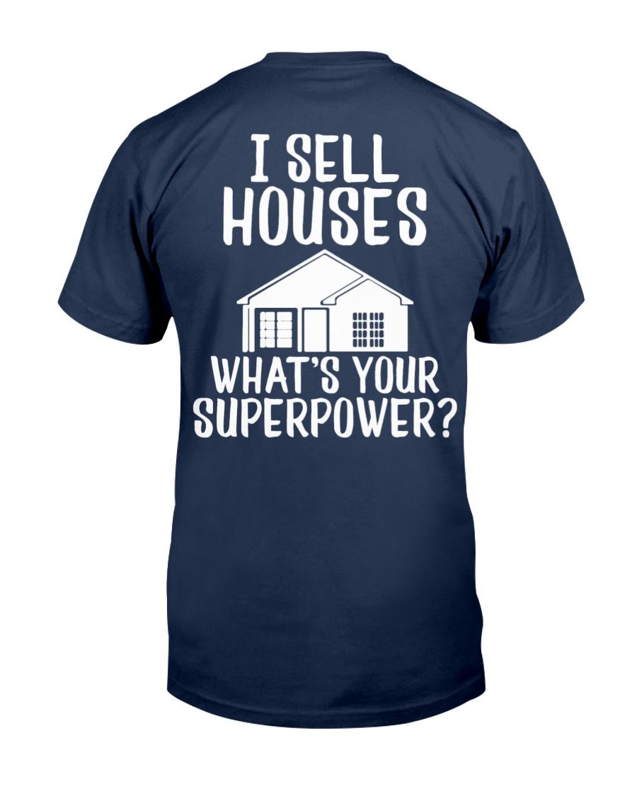 Realtor I Sell Houses Classic T-Shirt