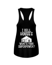 Realtor I Sell Houses Ladies Flowy Tank thumbnail