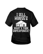 Realtor I Sell Houses Youth T-Shirt thumbnail