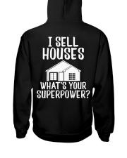 Realtor I Sell Houses Hooded Sweatshirt thumbnail