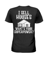 Realtor I Sell Houses Ladies T-Shirt thumbnail
