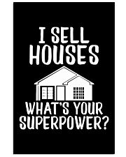 Realtor I Sell Houses 11x17 Poster thumbnail