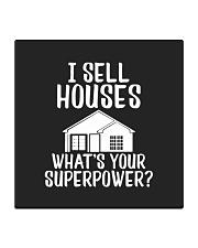 Realtor I Sell Houses Square Coaster thumbnail