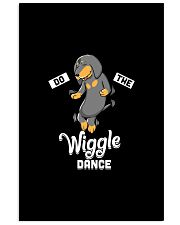 Funny Dachshund Do The Wiggle Dance 11x17 Poster thumbnail
