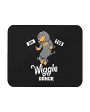 Funny Dachshund Do The Wiggle Dance Mousepad thumbnail