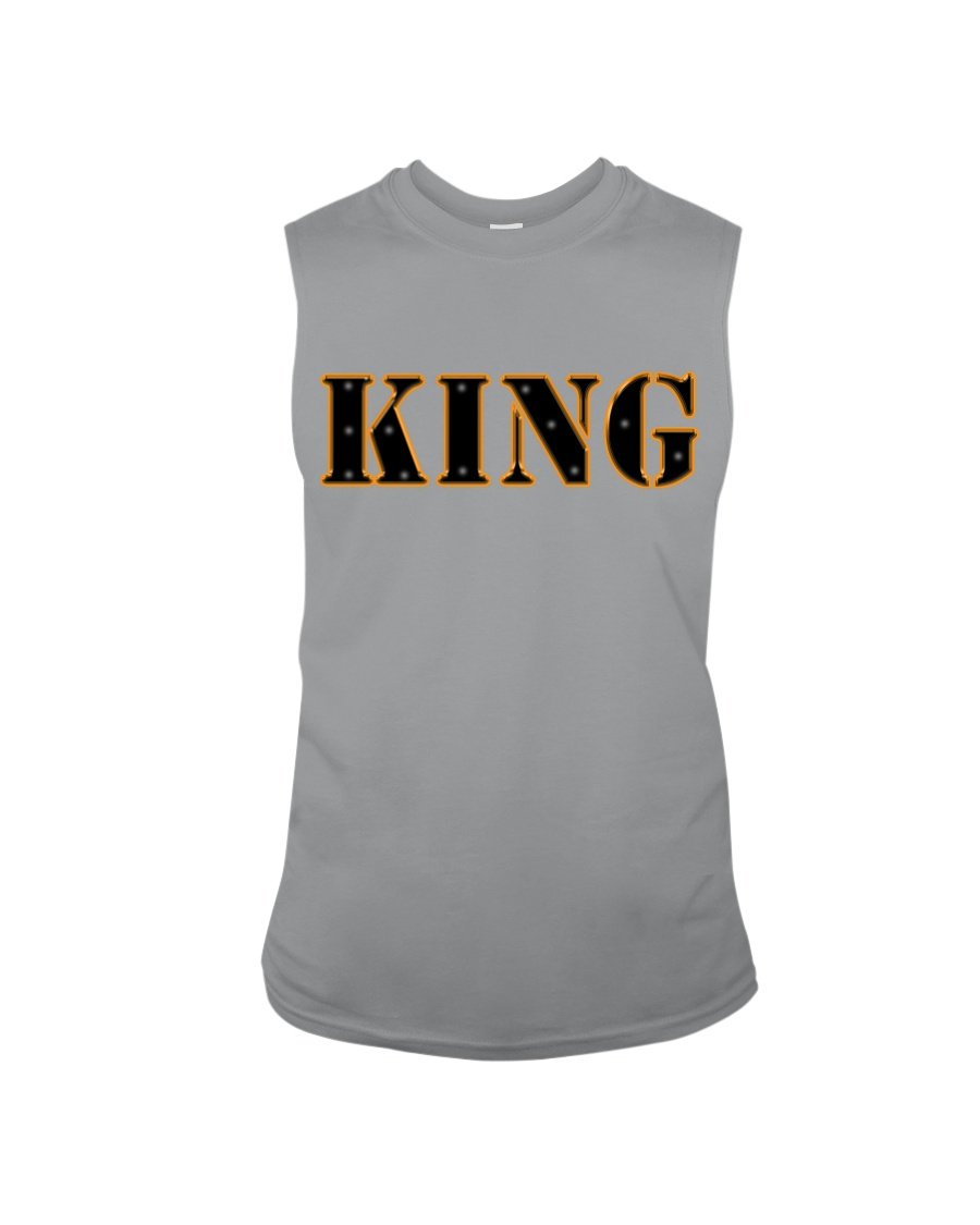 KING Design Sleeveless Tee