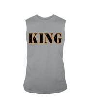 KING Design Sleeveless Tee front