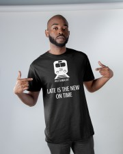 Best Gift for Ottawa LRT riders Classic T-Shirt apparel-classic-tshirt-lifestyle-front-32