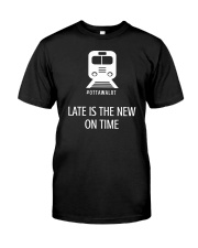 Best Gift for Ottawa LRT riders Classic T-Shirt front