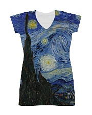 The Starry Night All-over Dress thumbnail
