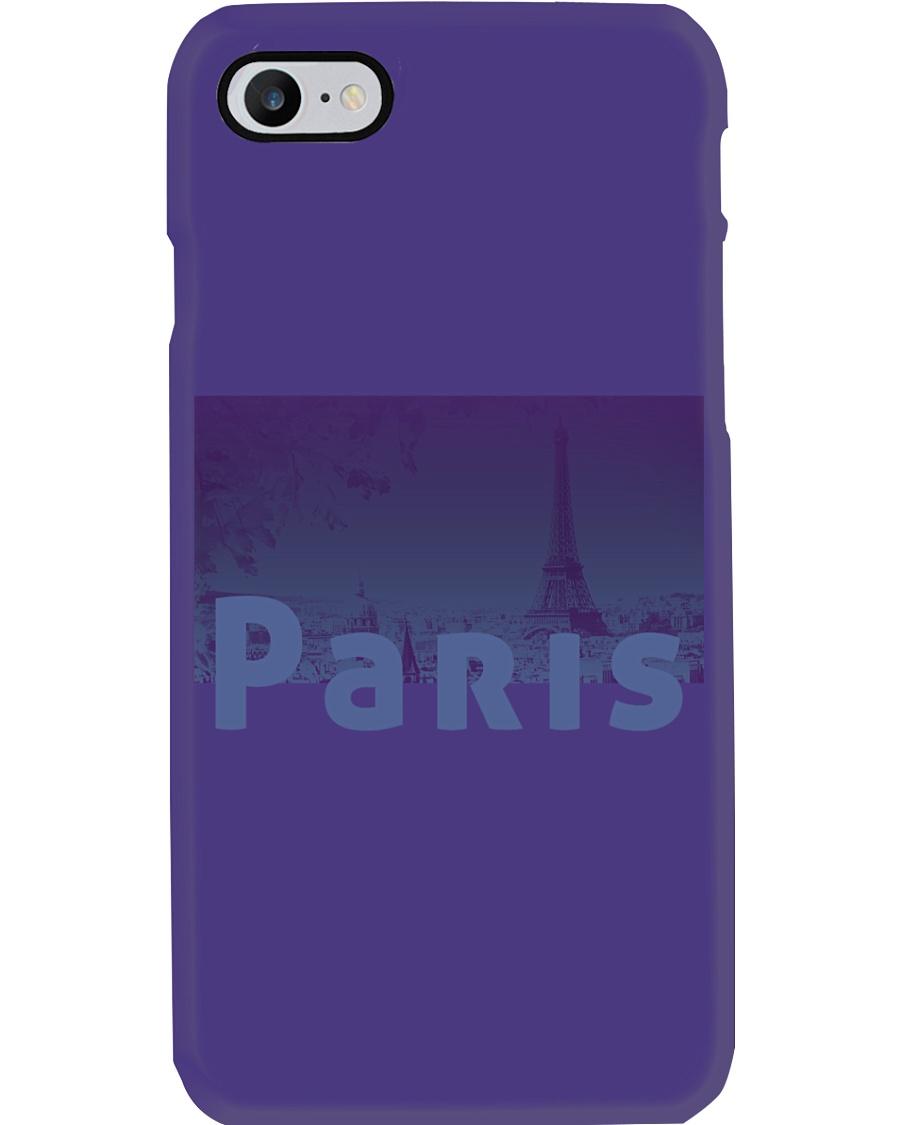 Paris Design Phone Case