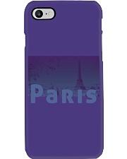 Paris Design Phone Case i-phone-7-case