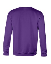 Paris Design Crewneck Sweatshirt back