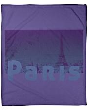 "Paris Design Fleece Blanket - 50"" x 60"" thumbnail"