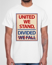 Colbertlateshow T-shirt United We Stand Classic T-Shirt garment-tshirt-unisex-front-03