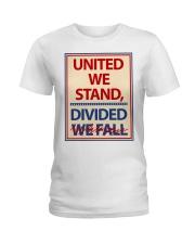 Colbertlateshow T-shirt United We Stand Ladies T-Shirt thumbnail
