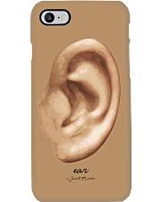 Ear by Jannet Mercier Phone Case thumbnail