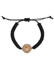 Ear by Jannet Mercier Cord Circle Bracelet thumbnail