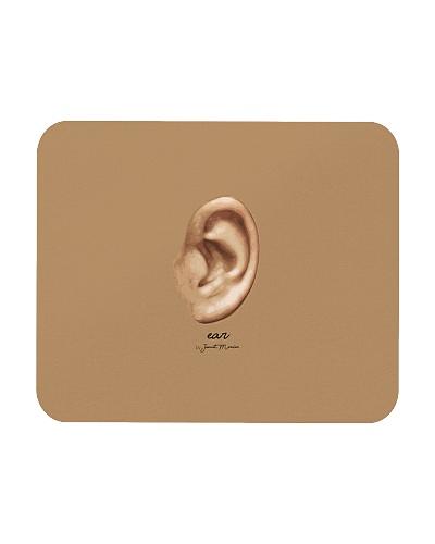 Ear by Jannet Mercier