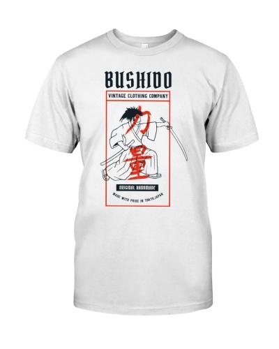 Samurai Japan bushido