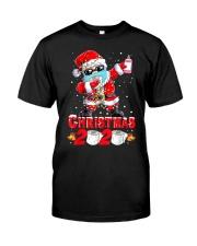 Christmas 2020 Toilet Paper Quarantine Santa Classic T-Shirt front