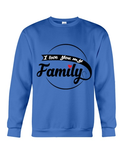 I Love You My Family