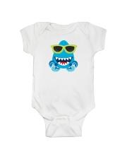 Baby Cool Shark Sunglasses Onesie thumbnail