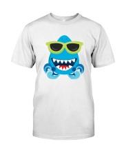 Baby Cool Shark Sunglasses Classic T-Shirt thumbnail