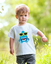 Baby Cool Shark Sunglasses Youth T-Shirt lifestyle-youth-tshirt-front-5