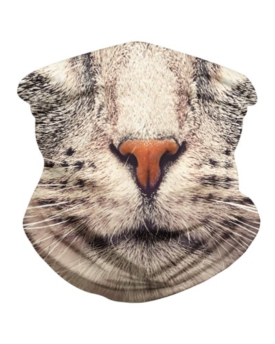 cat lover neck Gaiter mask