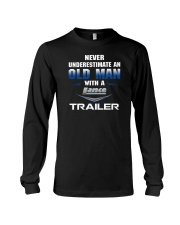 special shirt -  Old Man Long Sleeve Tee front