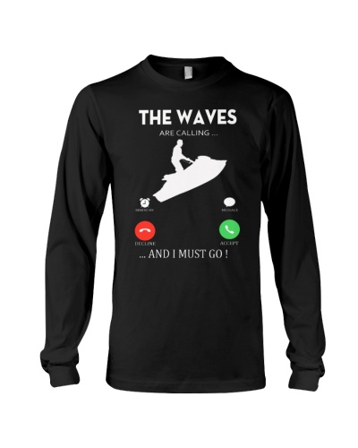 special shirt -  The Waves