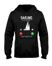 special shirt -  Sailing  Hooded Sweatshirt thumbnail