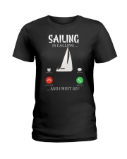 special shirt -  Sailing  Ladies T-Shirt thumbnail