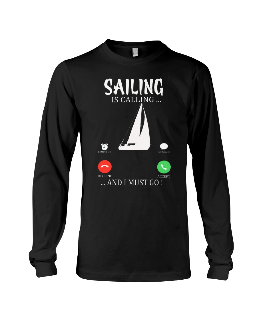 special shirt -  Sailing  Long Sleeve Tee