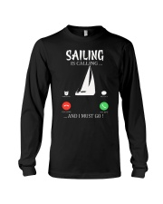 special shirt -  Sailing  Long Sleeve Tee front