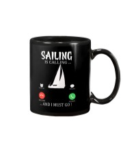 special shirt -  Sailing  Mug tile