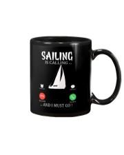 special shirt -  Sailing  Mug thumbnail