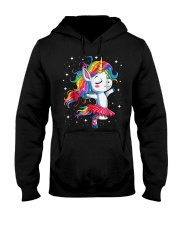 Unicorn Lovers Hooded Sweatshirt thumbnail