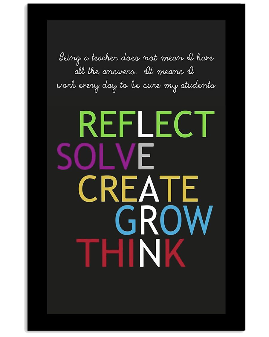 LEARN 24x36 Poster