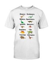 Most popular Dinosaur t Shirt Classic T-Shirt thumbnail