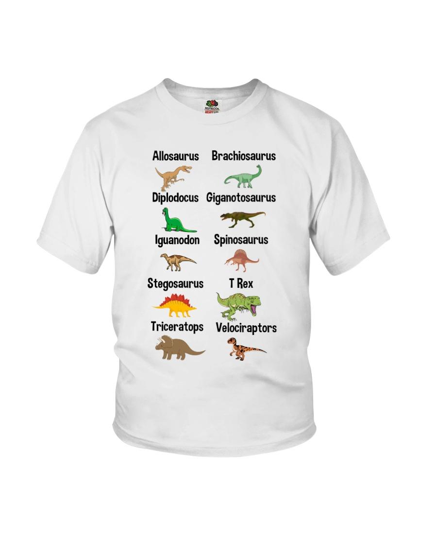 Most popular Dinosaur t Shirt Youth T-Shirt