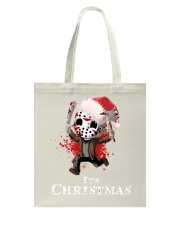 It's Christmas Friday the 13th Tote Bag thumbnail