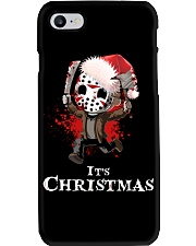 It's Christmas Friday the 13th Phone Case thumbnail