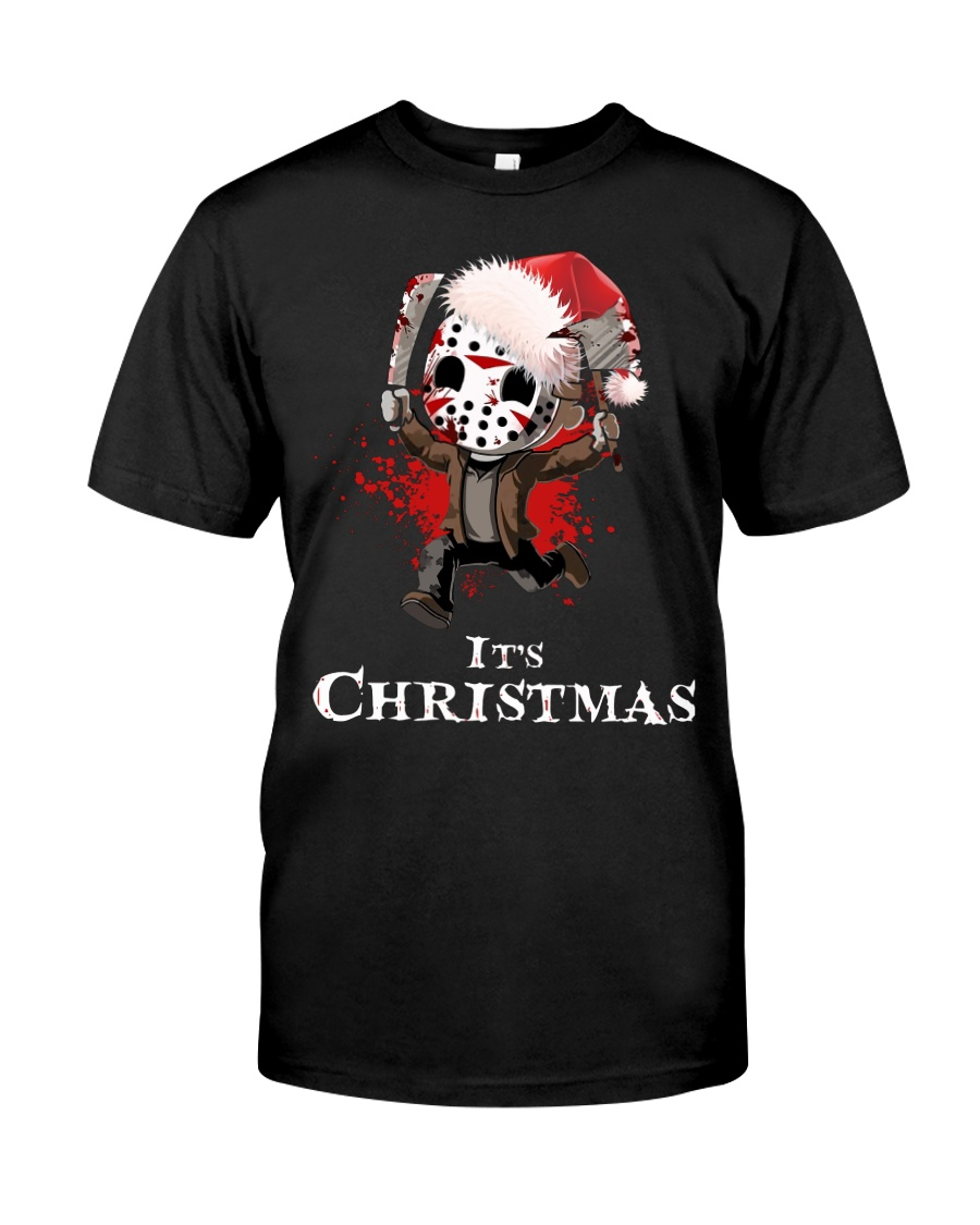It's Christmas Friday the 13th Classic T-Shirt